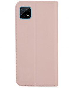 Realme C21 Pink-back